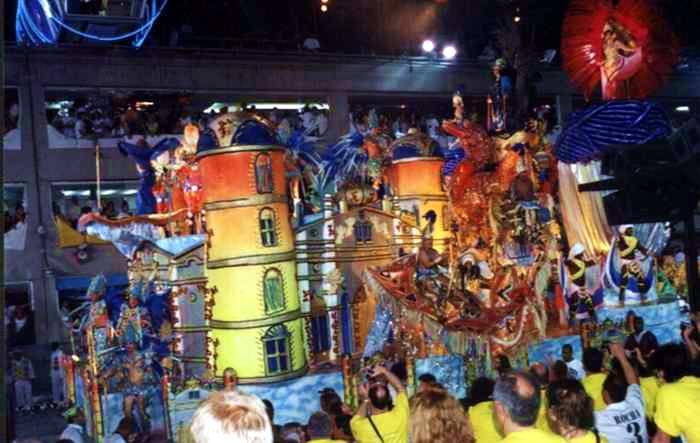 carnaval de rio de janeiro. The Rio de Janeiro carnival by